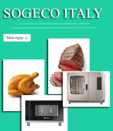 Lò hấp nướng đa năng Sogeco